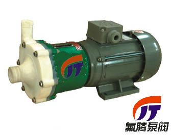 CQB型插管式氟塑料合金磁力泵