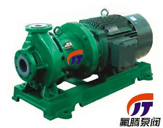 CQB-FB型氟塑料合金磁力泵