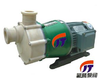 CQB40-40-125F氟塑料合金磁力泵