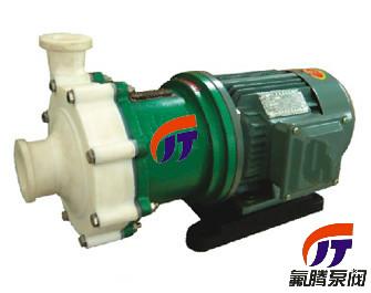 CQB型法兰式氟塑料合金磁力泵