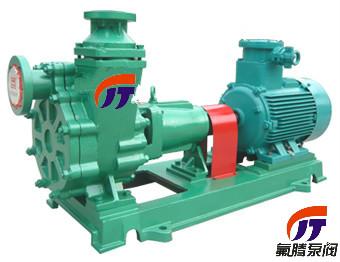 FZB系列氟塑料合金自吸泵